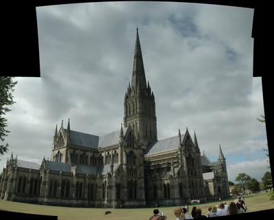 Salisbury Cathedral 2004